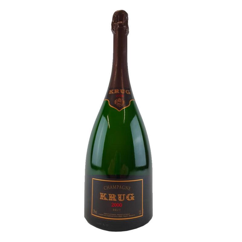 Vinum-s - Champagne Krug Brut 2000 Magnum