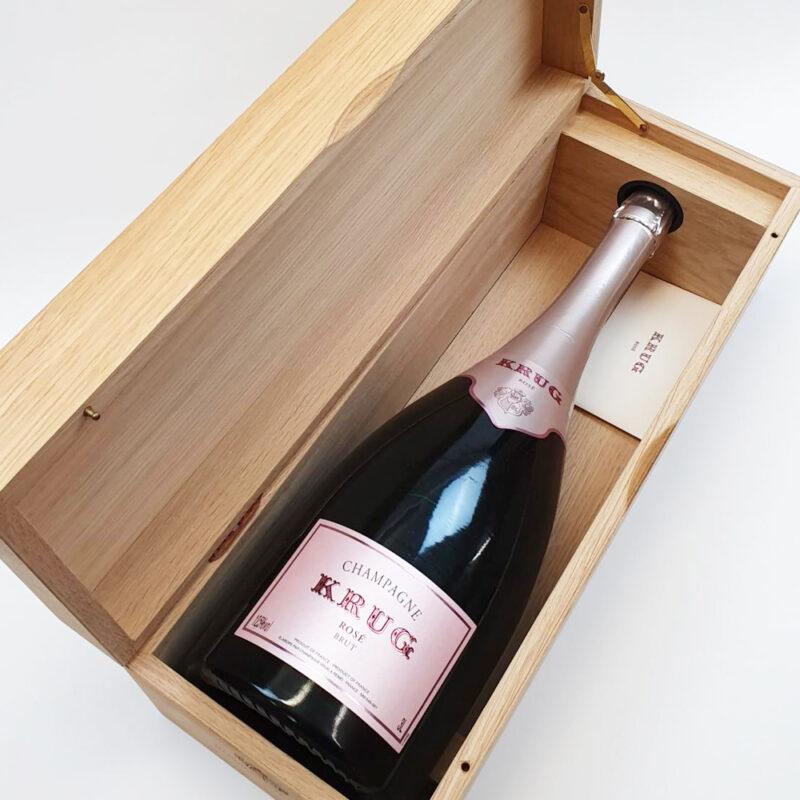 Vinum-s - Champagne Krug Brut Rose Edition 18 D-Magnum