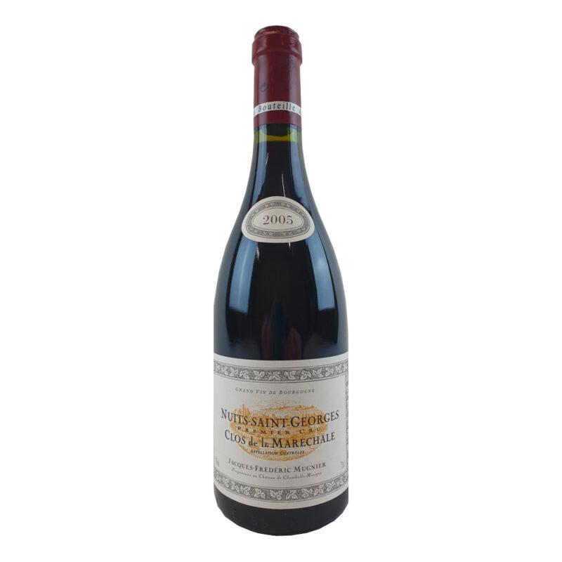 Vinum-s - Domaine J.F. Mugnier Clos de la Marechale Nuits-Saint-Georges 2005