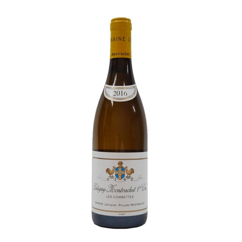 Vinum-s - Domaine Leflaive Puligny-Montrachet Les Combettes 2016