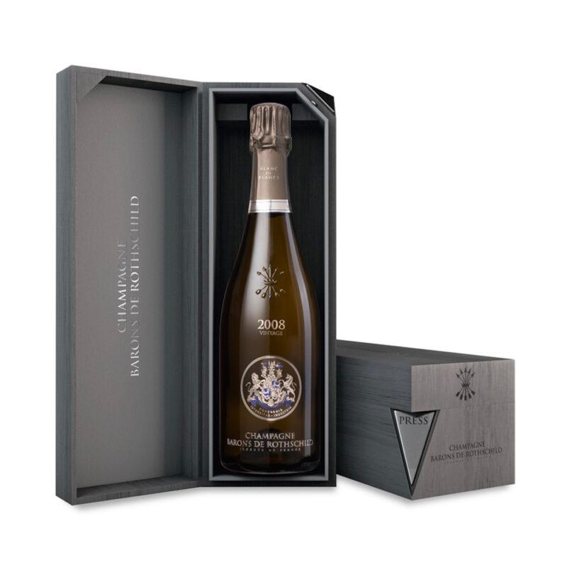 Vinum-s - Champagne Barons de Rothschild Blanc de Blancs 2008