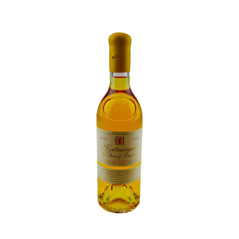 Vinum-s - L'Extravagant de Doisy-Daene 2005 Demi